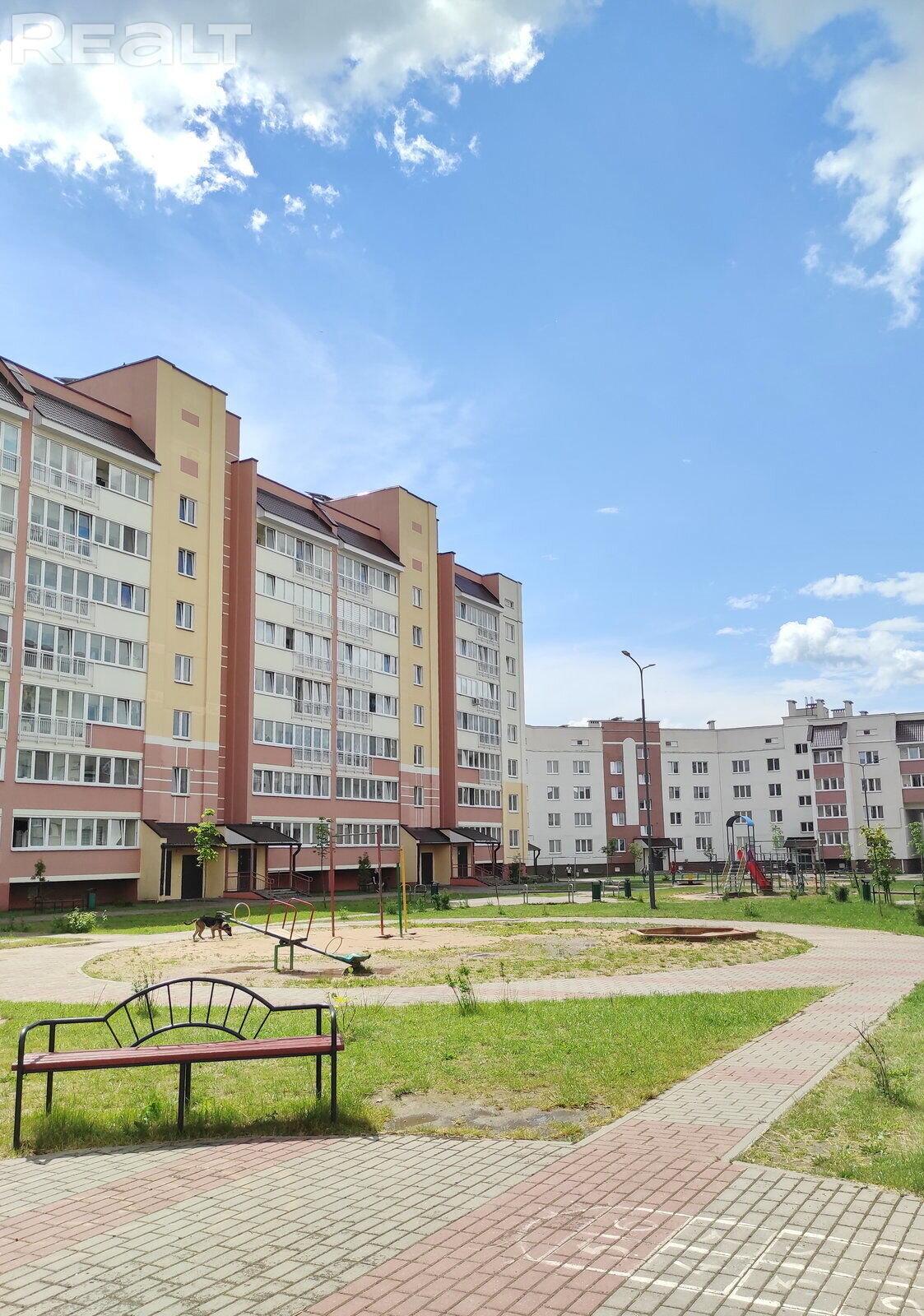 Продается 3-х комнатная квартира, Борисов