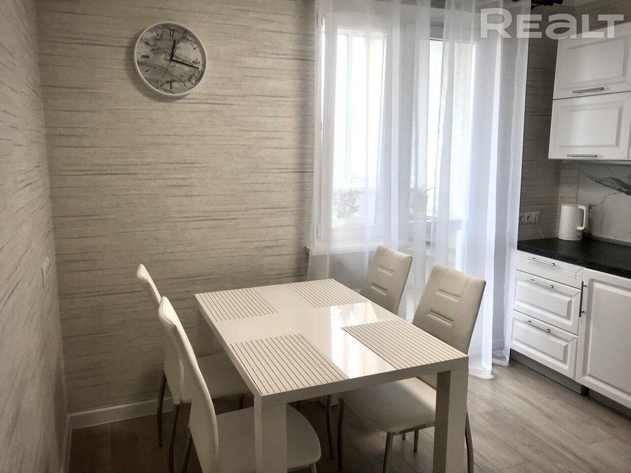 Прекрасная однокомнатная квартира! На берегу реки Свислочь и с видом на парк!