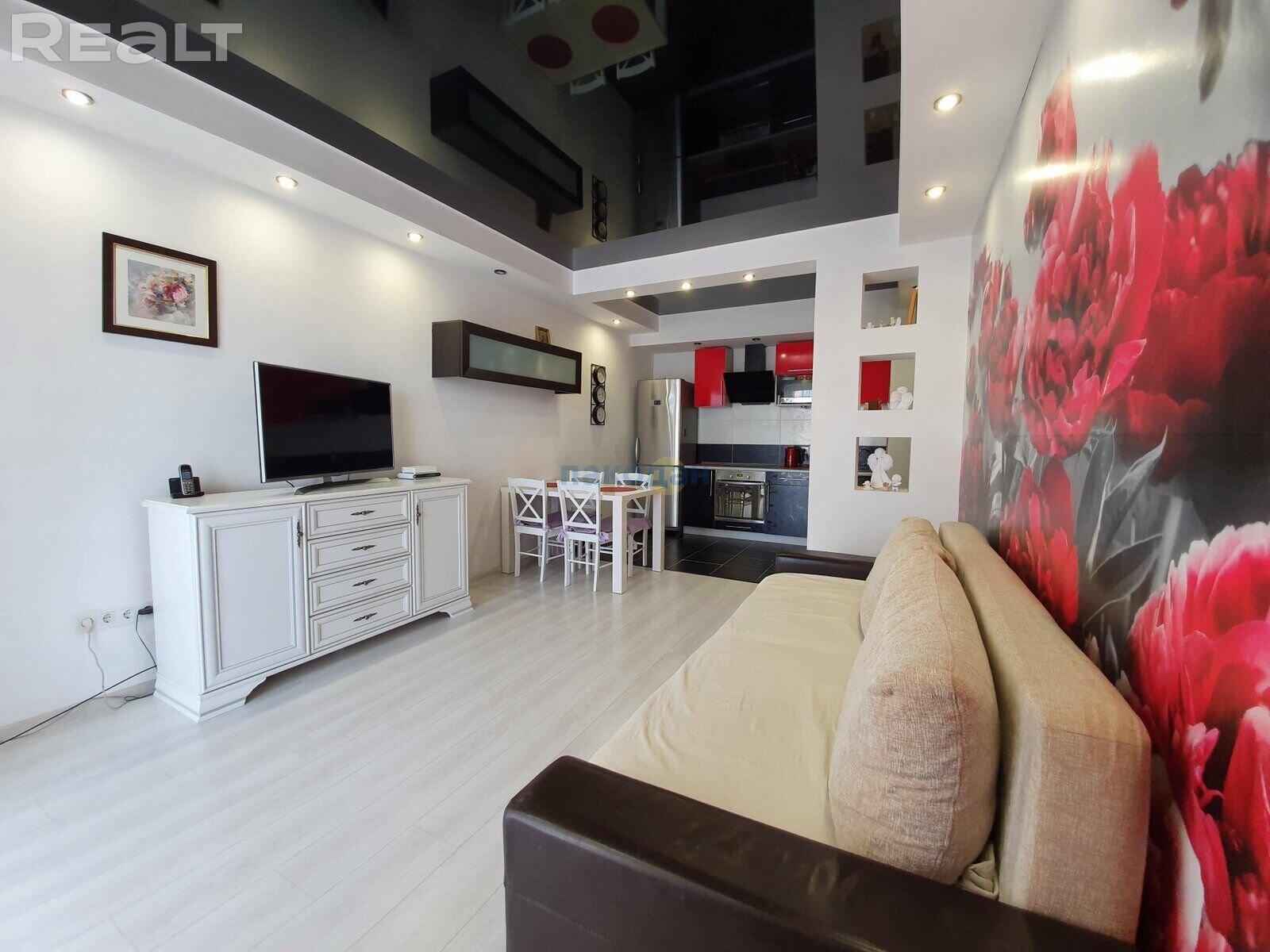 Продается 2-х комнатная квартира, Копище - фото №4