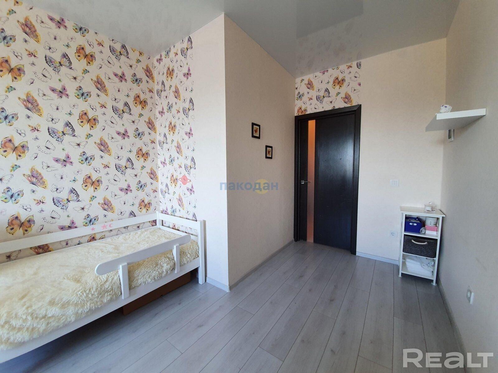 Продается 2-х комнатная квартира, Копище - фото №16