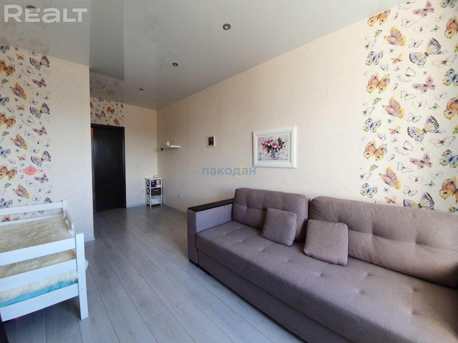 Продается 2-х комнатная квартира, Копище - фото №14