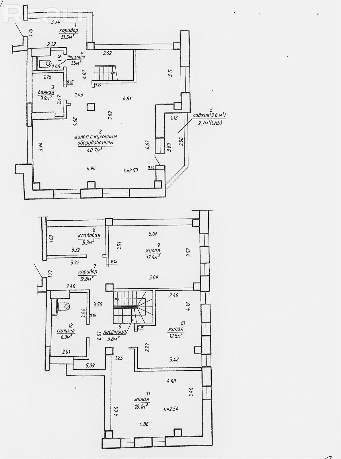 Продается 5-и комнатная квартира, ул. Янковского д.44 - фото №26