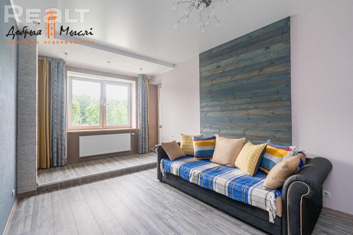 Красивая 1-комнатная квартира в Уручье