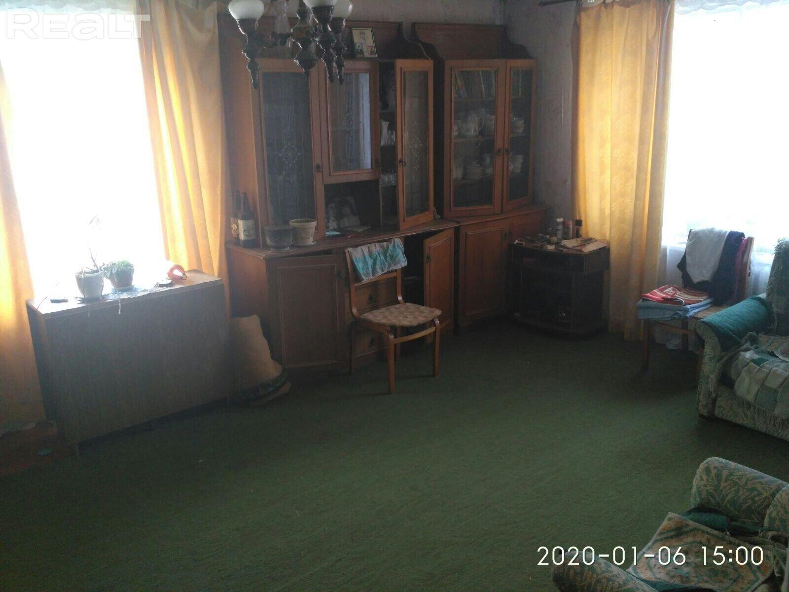 Продажа 4-х комнатной квартиры в аг. Городище, ул. Центральная, дом 20