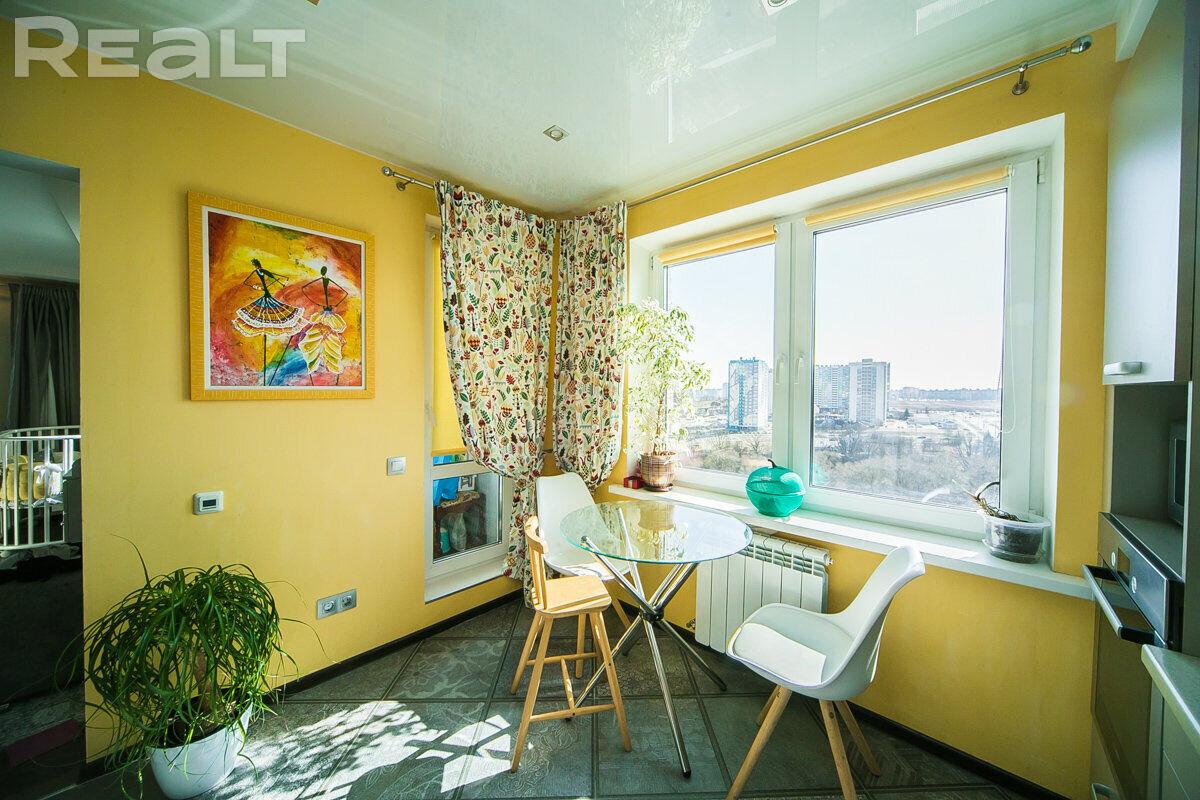 2-комнатная квартира с ремонтом и мебелью в каркасно-блочном доме!