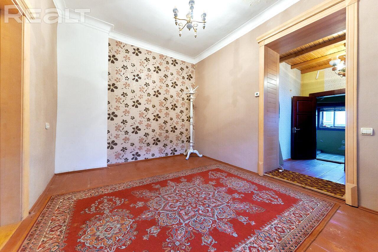 Квартира в блокированном доме со своим участком в доме, Московский район