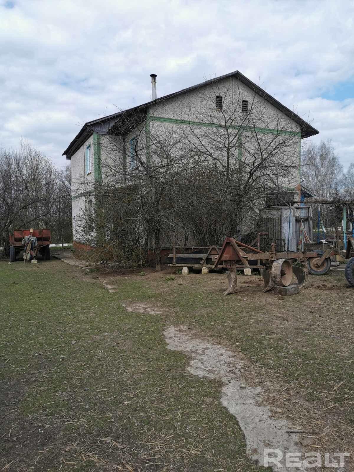 Продажа 3-х комнатной квартиры в аг. Рясно, ул. Озерная, дом 30. Цена 16 251 руб c торгом
