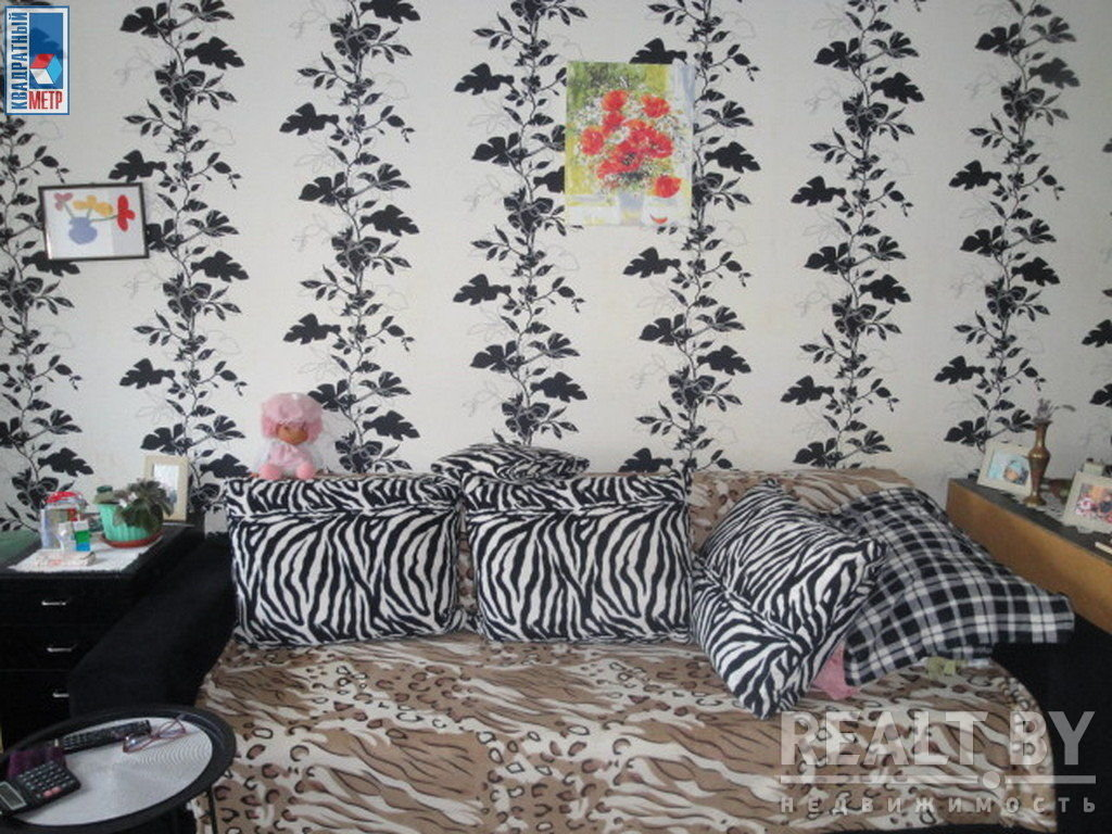 Продажа 2-х комнатной квартиры в г. Минске, ул. Люксембург, дом 150 (р-н Р.Люксембург, К.Либкнехта). Цена 127 854 руб