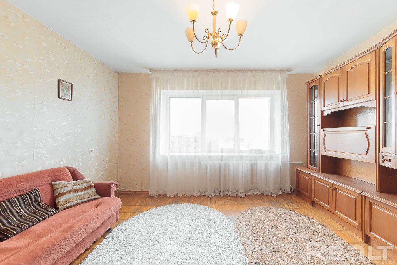 Продажа 2-х комнатной квартиры в г. Минске, ул. Левкова, дом 35-1 (р-н Воронянского, Могилевская, Чкалова). Цена 163 082 руб