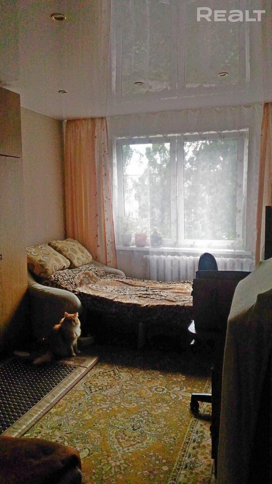 Продажа 2-х комнатной квартиры в г. Минске, ул. Пономарева, дом 4-а (р-н Военный городок (Великий лес)). Цена 144 652 руб c торгом