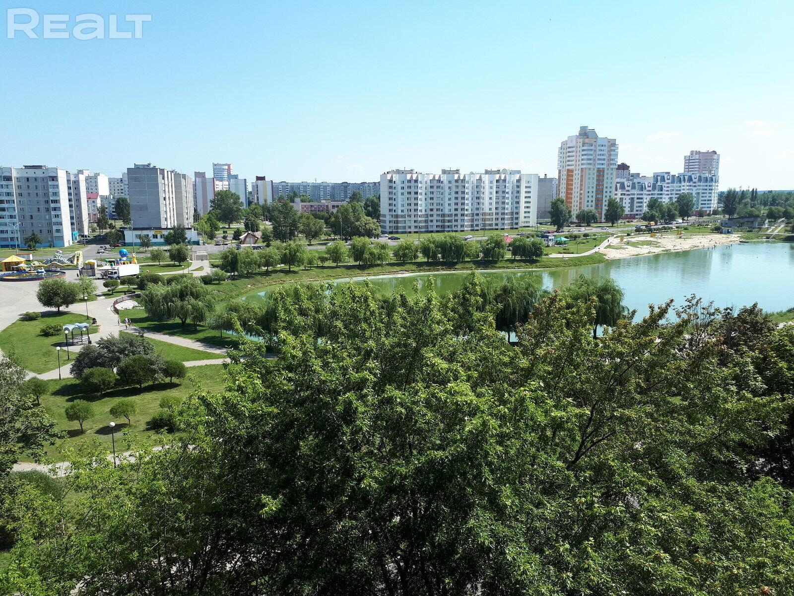 Продажа 2-х комнатной квартиры, г. Гомель, ул. Бровки, дом 41 (р-н Волотова). Цена 100 544 руб c торгом