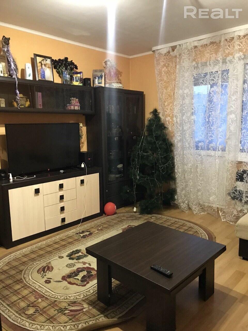 Продается 2-х комнатная квартира, Логойский тракт д.19-4 - фото №4