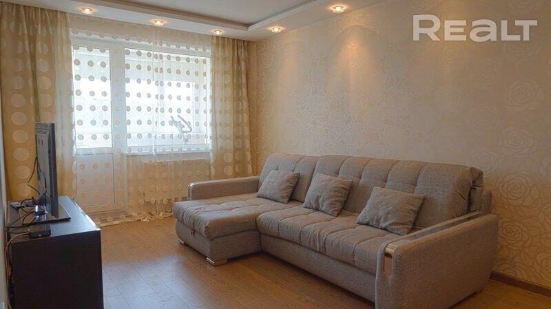 Продажа 1 комнатной квартиры, г. Минск, просп. Независимости, дом 174 (р-н Уручье). Цена 174 776 руб