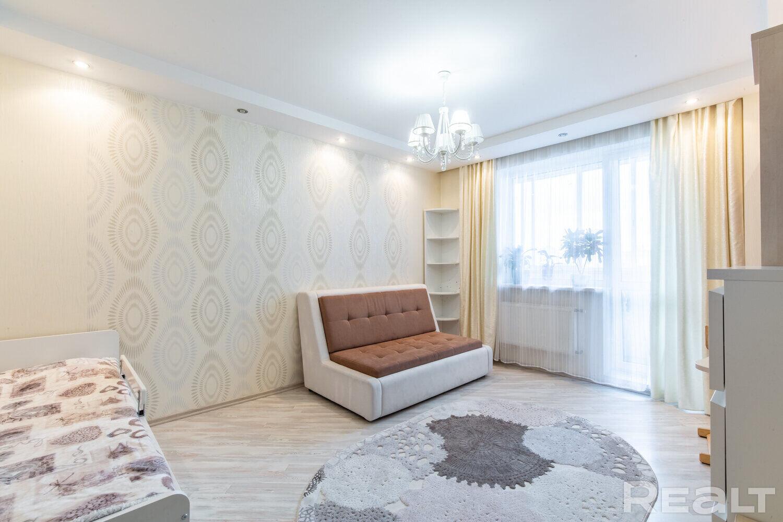 Продажа 1 комнатной квартиры в г. Минске, ул. Гедройца, дом 2 (р-н Брилевичи). Цена 182 584 руб