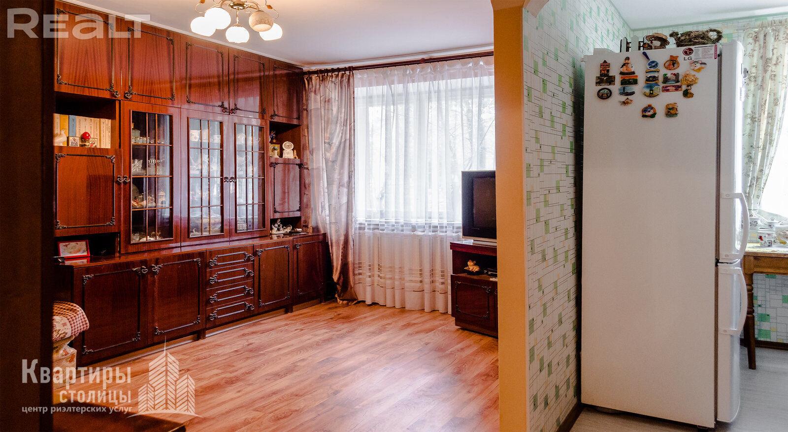Продажа 3-х комнатной квартиры, г. Минск, ул. Уручская (р-н Уручье). Цена 175 449 руб c торгом