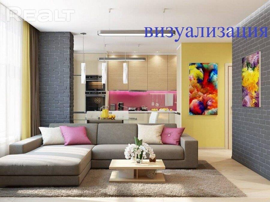 Продажа 1-х комнатной квартиры, г. Минск, ул. Вильямса, 1 р-н Минск Мир (Minsk World)