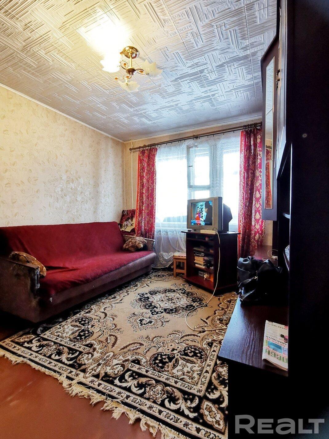 Продажа 4-х комнатной квартиры, г. Гомель, ул. Барыкина, дом 206 (р-н Лещинец). Цена 85 425 руб