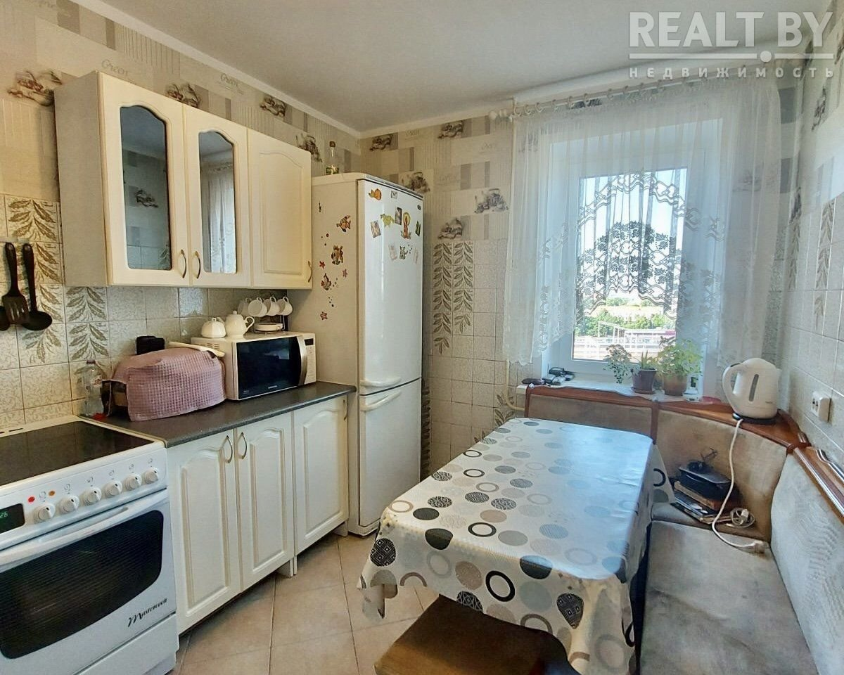 Продажа 3-х комнатной квартиры в г. Минске, ул. Толстого, дом 4 (р-н Вокзал). Цена 211 491 руб