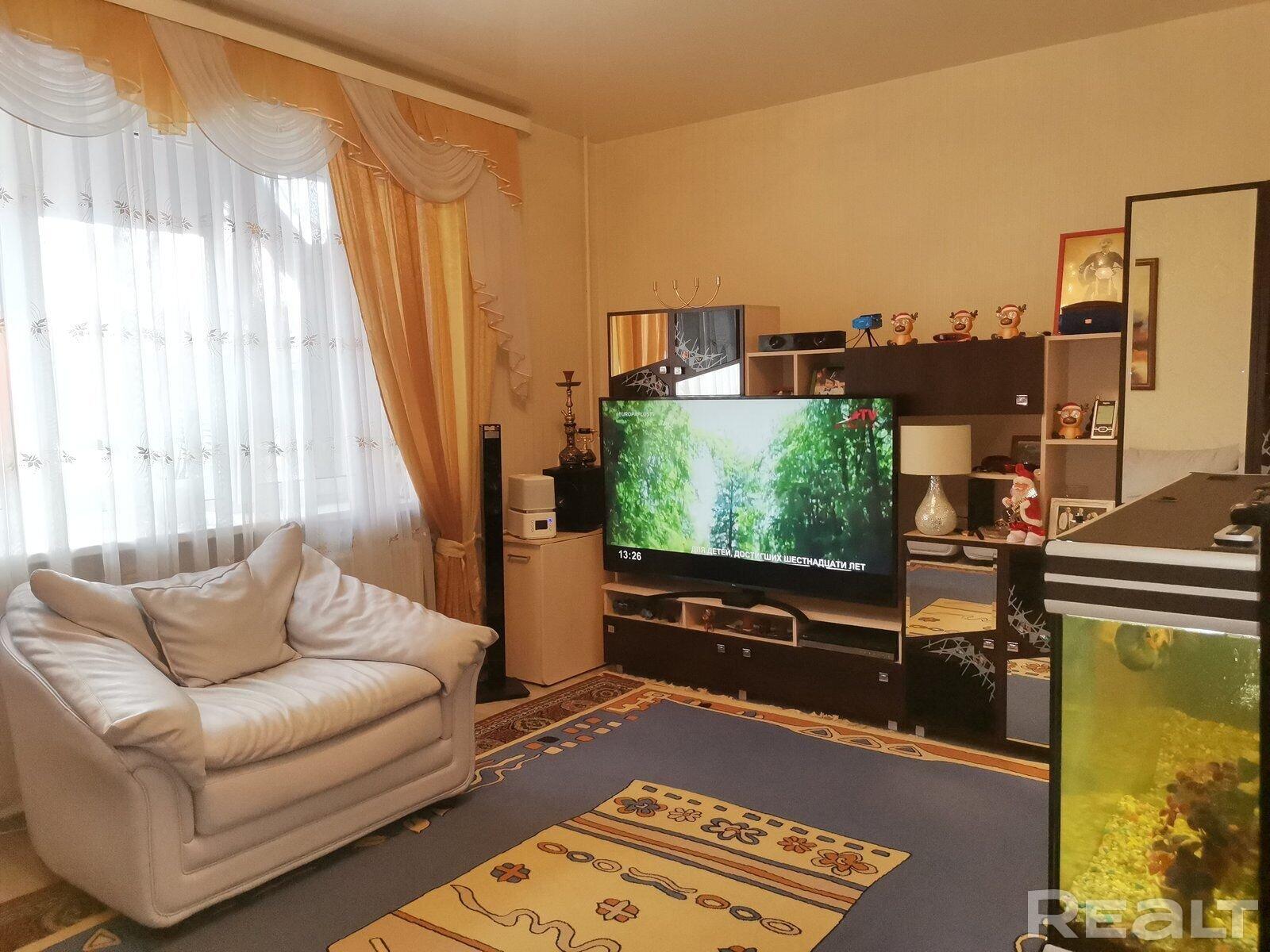 3-комнатная квартира Стахановская,4