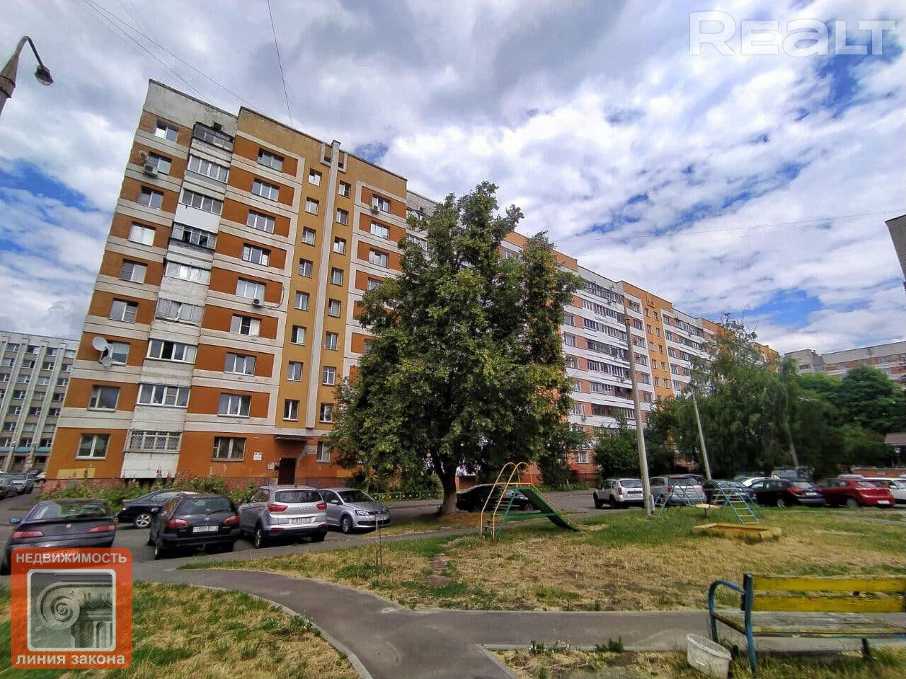 Продажа 1 комнатной квартиры в г. Гомеле, ул. Моисеенко, дом 45 (р-н Центр). Цена 54 754 руб