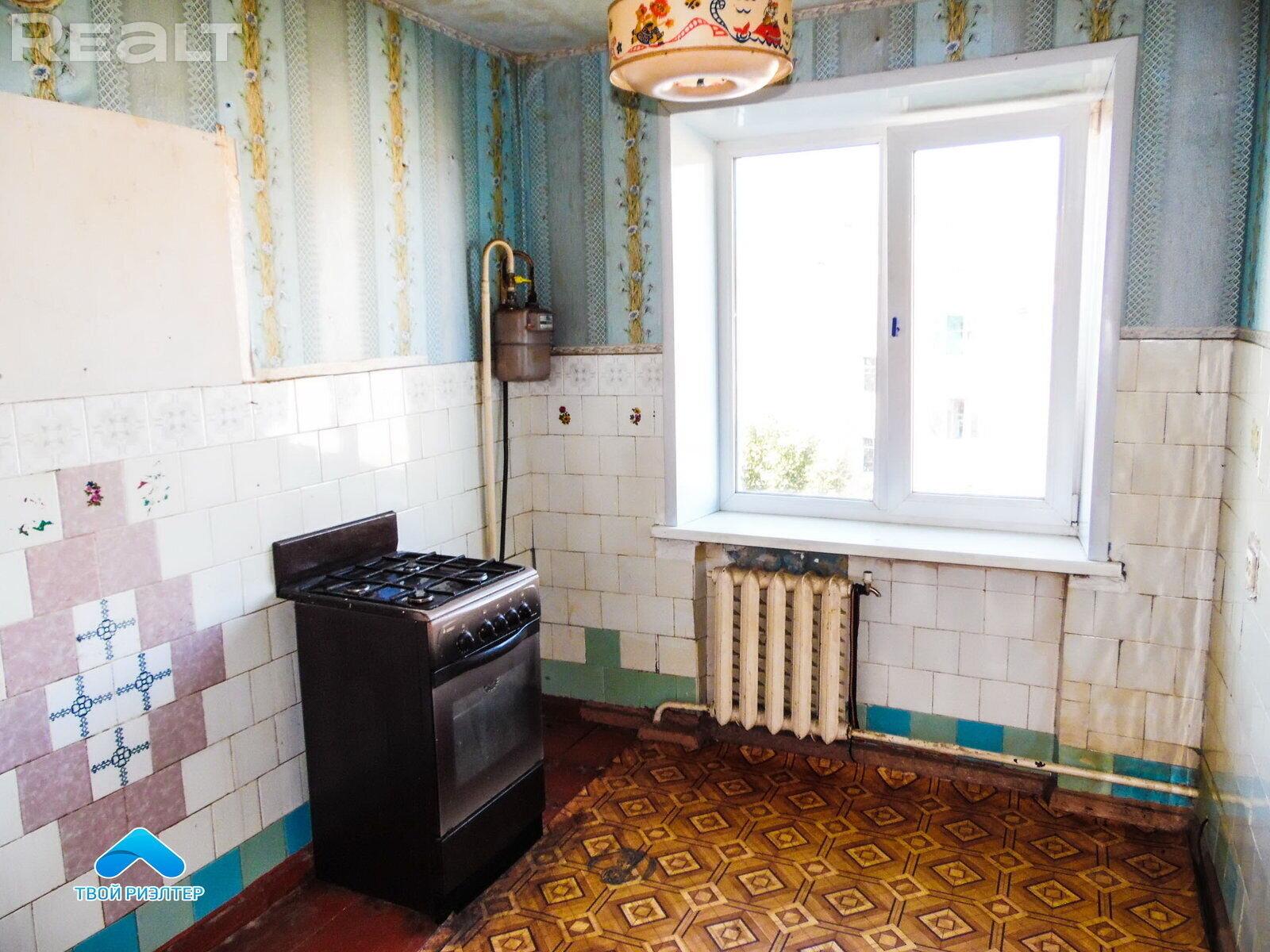 Продажа 1 комнатной квартиры в г. Мозыре, ул. Хоружей, дом 6. Цена 20 835 руб