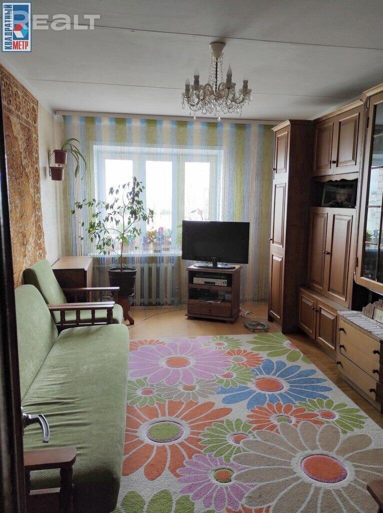 Продажа 3-х комнатной квартиры в г. Минске, ул. Толстого, дом 4 (р-н Вокзал). Цена 211 504 руб c торгом