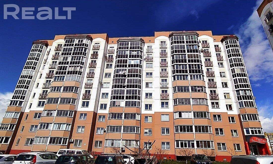 Продажа 3-х комнатной квартиры, г. Гомель, ул. Свиридова, дом 47 (р-н Клёнковский)