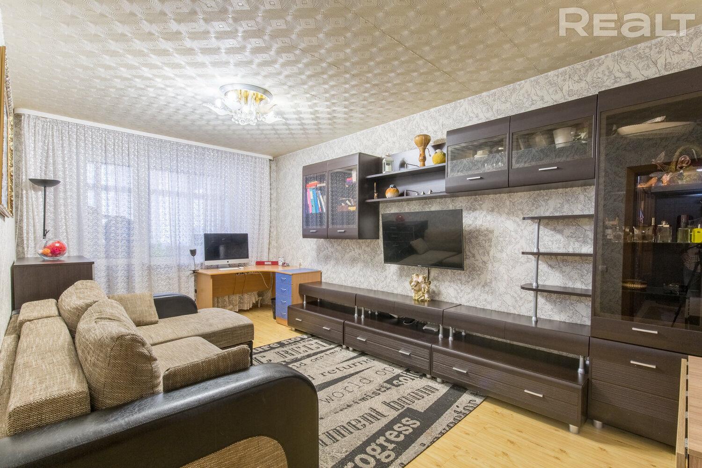 Продажа 3-х комнатной квартиры в г. Минске, ул. Шаранговича, дом 27 (р-н Сухарево). Цена 186 325 руб