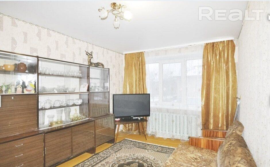 Продажа 2-х комнатной квартиры в п. Октябрьский, ул. Центральная. Цена 64 159 руб